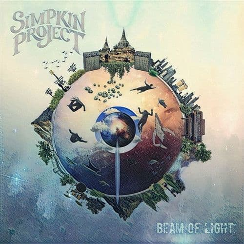The Simpkin Project<br>Beam of Light<br>CD